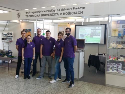 Medzinárodný  strojársky  veľtrh  2017  Nitra